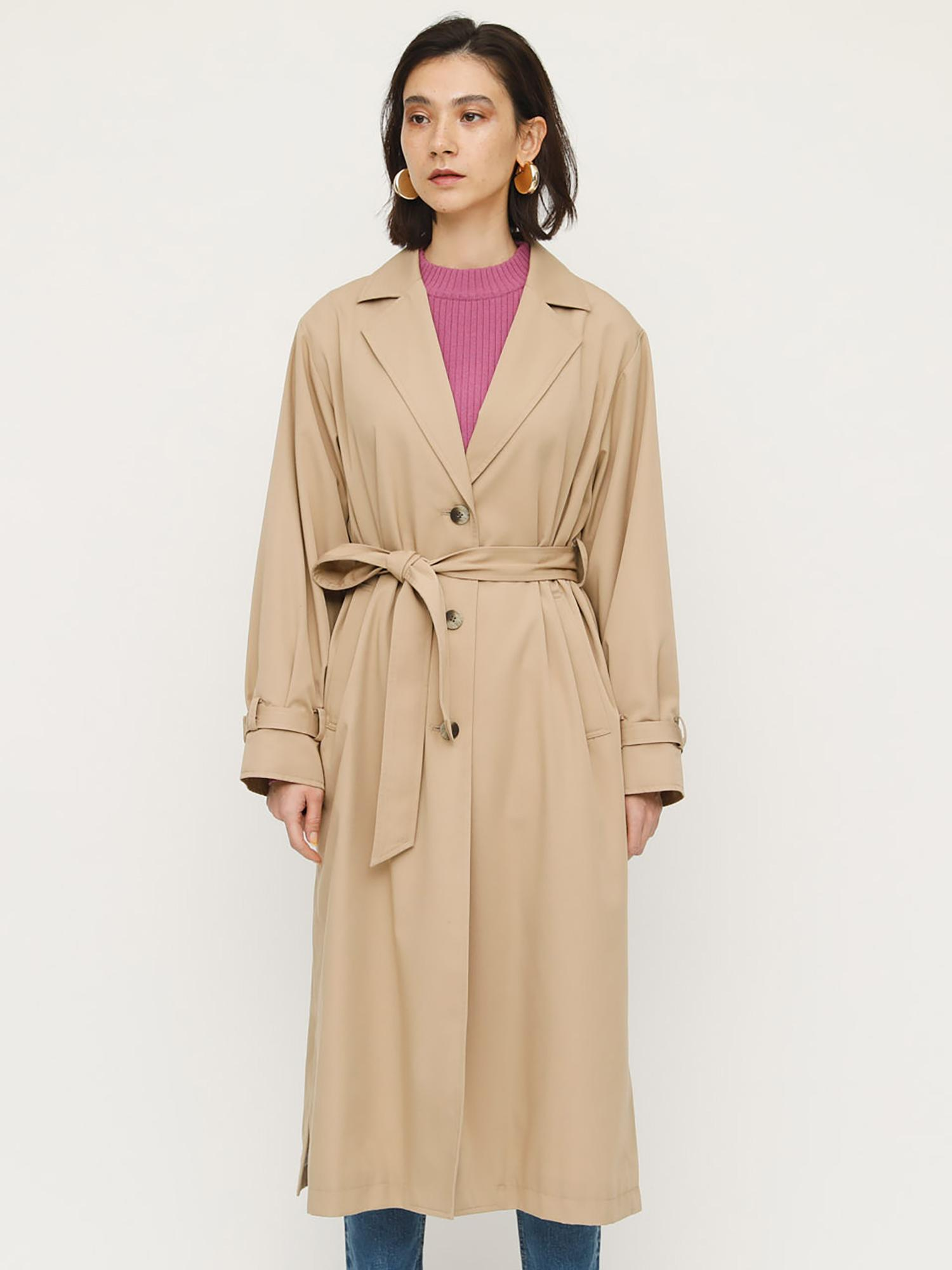 OVER LONG TAILOR COAT