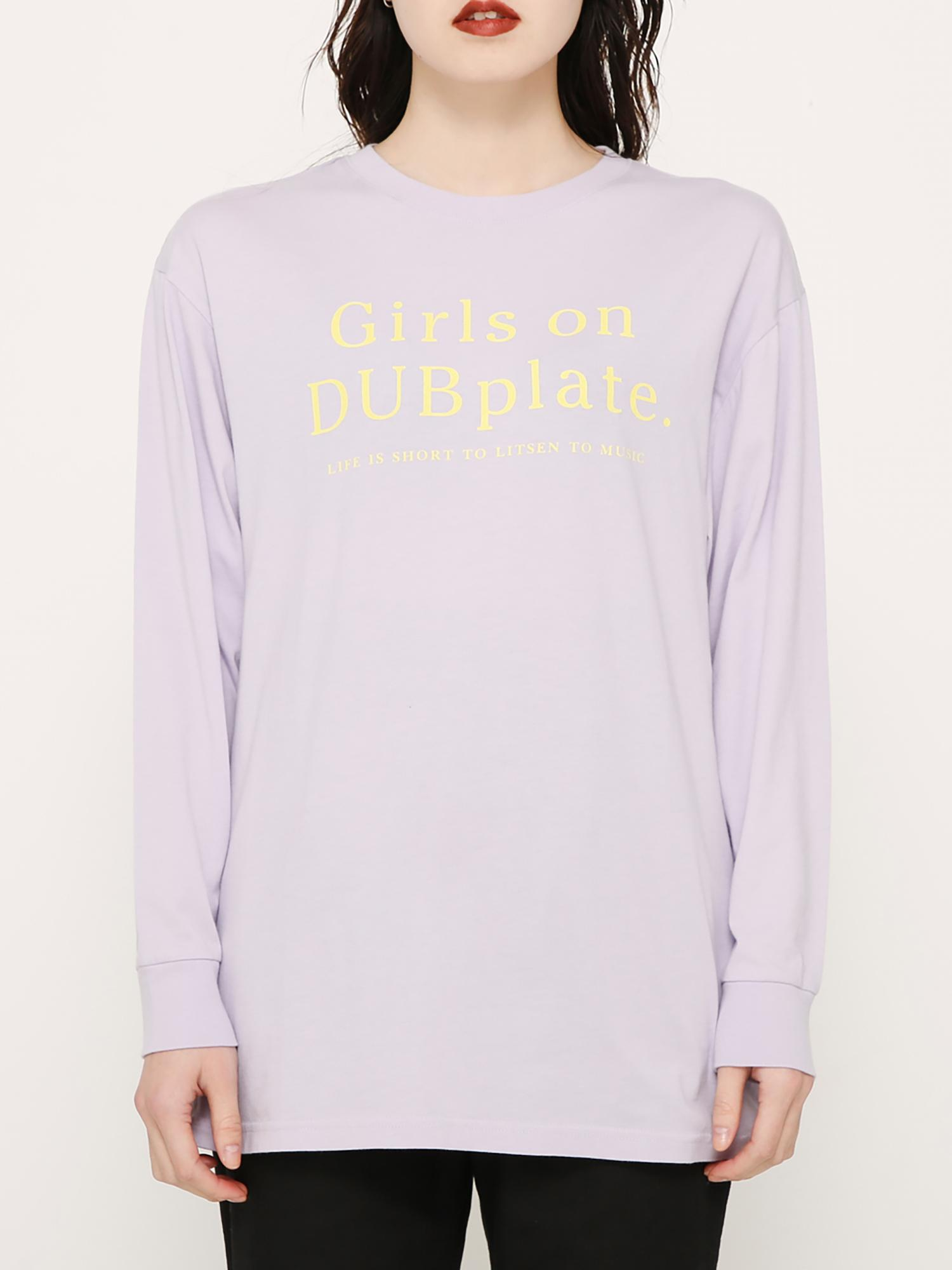 DUBPLATE LONG TEE