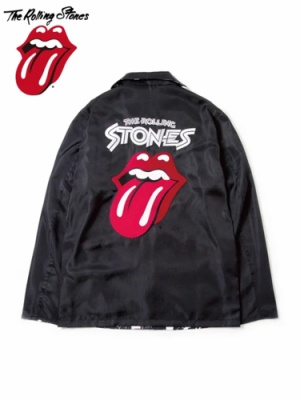 THE ROLLING STONES COACH JACKET
